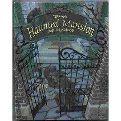 Disney's Haunted Mansion: Pop-Up Book (Disney's Pop-Up Books)
