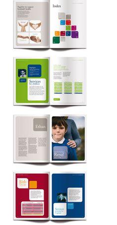annual report - zaap graphic design