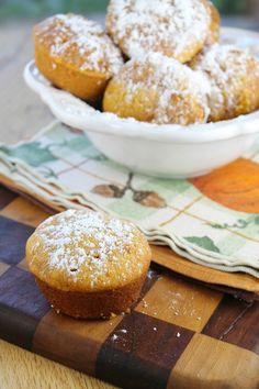 The Best Biscoff Pumpkin Muffins