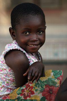 Smile from Zimbabwe