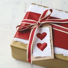 Cute heart wrap