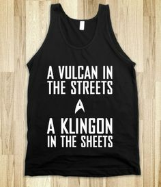 A Vulcan In the Streets --- I know nothing about Star Trek but this is hilarious
