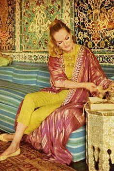 "Doris Duke, from the blog post ""Barbara and Doris: The Original Frenemies"""