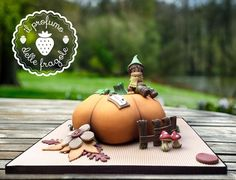 Autumn ❤️ - Cake by Valentina Soldano