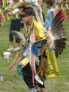 pow wow 2 by *papageorge*, via Flickr