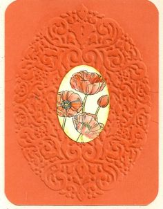 This is the new embossing folder in the new Holiday Mini Catalog.    www.stampersjoy.com