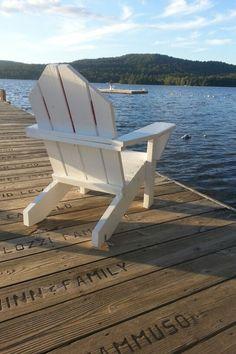 4th Lake in the Adirondacks