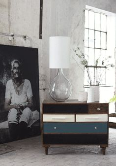 House Doctor DK Chest of Drawers