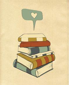 I read.