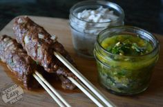 Lamb Kofta (Meat on a Stick) Stupid Easy Paleo - Easy Paleo Recipes to Help You Just Eat Real Food stick, paleo lamb, real foods, lamb kofta