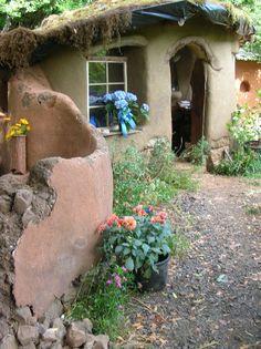 ianto cob house