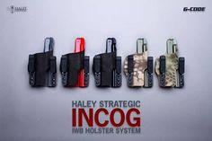 INCOG IWB Holster System