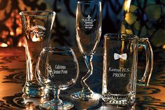 Prom Decorations: 4 Fun New Ideas for Your Custom Glassware