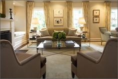 Window Treatments On Pinterest Daybeds Bookshelves And