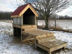 Goat house ideas!!!