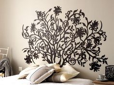 This is a great way to freshen up a wall!