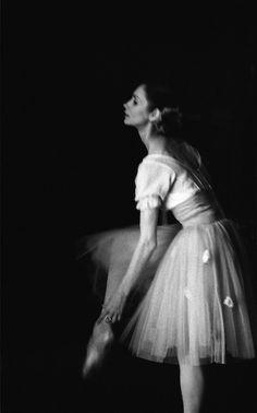 By Louis Guillaume. #art #photography #vintage #blackandwhite #ballet #ballerina