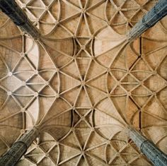 David Stephenson shoots cathedral ceilings