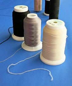 wooly nylon thread for knits or underwear