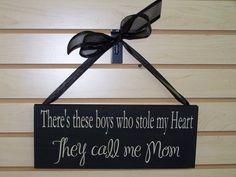 such a cute sign idea