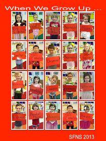 Mrs. Goff's Pre-K Tales: First Day of School Idea
