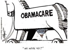 Washington Post and CBS Receiving Kickbacks from Obamacare Funds | The Conservative Papers hors, obamacar cartoon, news, god bless, medicin, hous, bless america, polit, alex o'loughlin