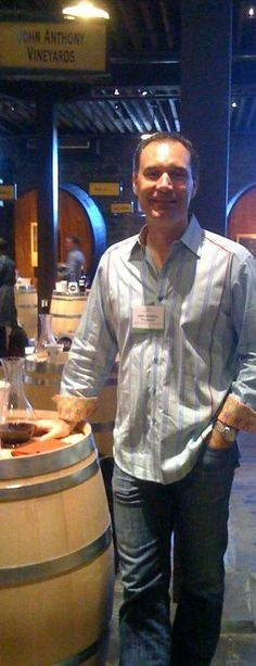 John Anthony - Napa, California #winetasting #wine #winery #bestwine #Napa #travel #vineyard #wines