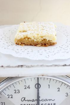 """cheese """"cake"""" bars {a really easy and yummy recipe}"""