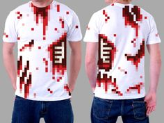 geek, zombi tee, 8bit zombi, zombie costumes, game, zombie apocalypse, t shirts, zombies, 8 bit