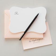 Dear Note Set   Sugar Paper Los Angeles
