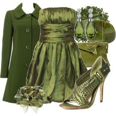 Green is the new black, created by leena