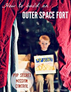 Build an outer space