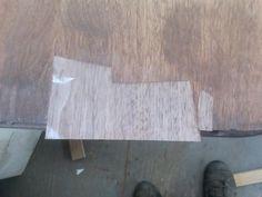 repairing the veneer of my in laws cedar chest ideas