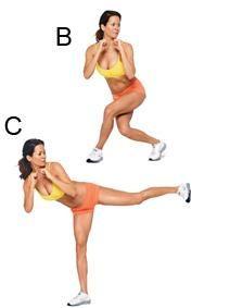 Brooke Burke's 15 Minute Butt Workout - Shape Magazine - Page 1