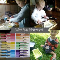 Why We 'Montessori'