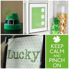 Lots of St. Patty's ideas