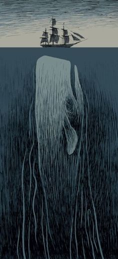 Moby Dick illustrati