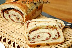 Pumpkin Spice Swirl Bread - Will Cook For Smiles