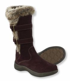 Women's Nordic Casual Boots, Zip: Casual Boots   Free Shipping at L.L.Bean