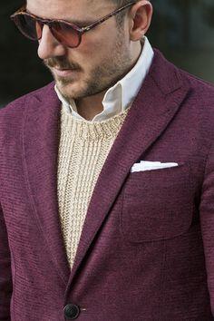 outfits, inspiration, men style, suit, men fashion, jackets, odd jacket, burgundi jacket, manstyl stock
