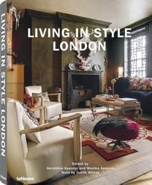Living in Style London. Long a center of commerce, industry, and culture, London continues to be a magnet for creative and dynamic individuals. This book takes you up-close and personal with interiors unparalleled anywhere in the world. Although widely different, they all have that undefinable London attitude – a mixture of comfort and glamour that's hard to replicate. www.teneues.com