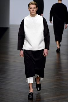 nicomede Talavera central saint martins fall 2013