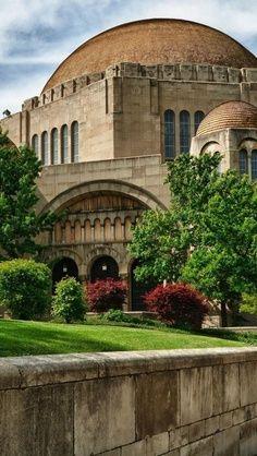 Synagogue, Cleveland, Ohio, Usa