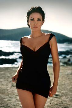 Albanian model Bleona Qereti