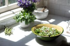 Cilantro Salad | 101 Cookbooks - perhaps, the best salad I've had in a year...