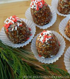 birdse cake, treats, craft, santa reindeer, bird feeders, reindeer treat, holiday idea, christma, reindeer food