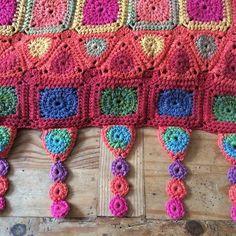 Amanda's Crochet Blanket