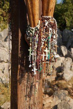 Rosaries - Medjugorje.