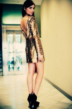 Vegas dress... :)