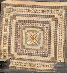 rags 1840's GREAT FABRICS EARLY 4 POSTER NEW ENGLAND QUILT, CHINTZ FABRICS, eBay, rags
